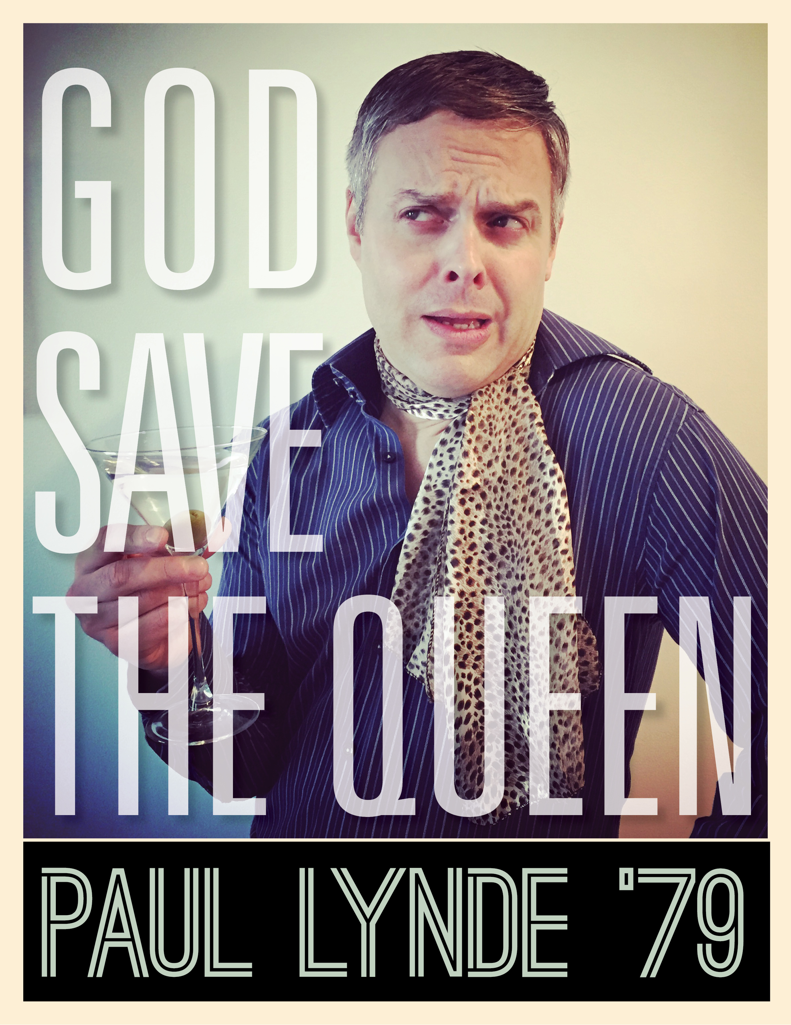 God Save The Queen - Paul Lynde '79